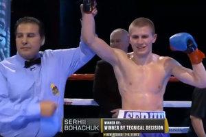 Непобедимый украинец одержал седьмую победу подряд нокаутом