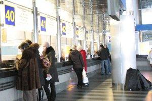 В Украине откладывается повышение цен на ж/д билеты