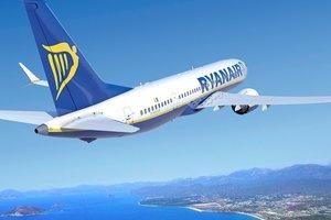 В Ryanair рассказали о планах летать в Одессу, Днепр, Харьков и Херсон