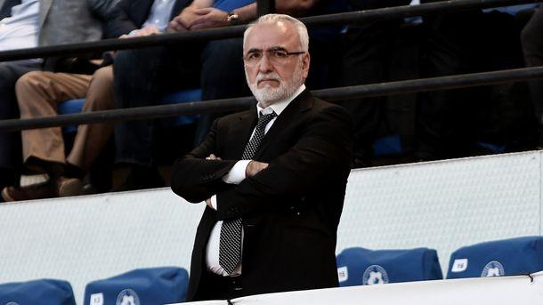 Чемпионат Греции, прерванный из-за инцидента сучастием Саввиди, возобновится 1апреля