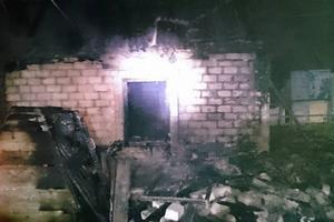 Смертельный пожар в Запорожской области: спасатели раскрыли подробности