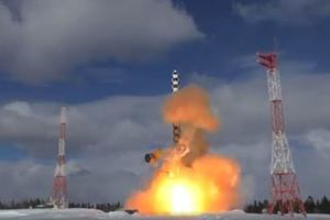 В России испытали новое мощное оружие Путина: опубликовано видео