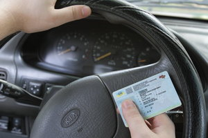 Украинским водителям хотят ввести еще одну проверку при получении прав