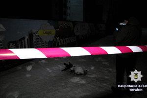 Полиция обнародовала фоторобот подозреваемого в ночной стрельбе возле ресторана в Харькове