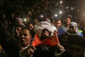 Столкновения в секторе Газа: количество погибших увеличилось
