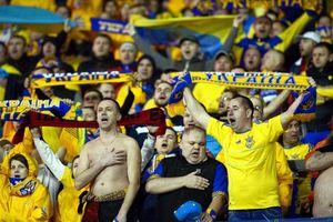 Сборная Украины снова сыграет вдали от болельщиков - в Швейцарии