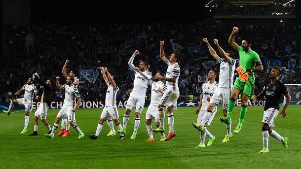 «Ювентус» победил насвоем поле «Милан»