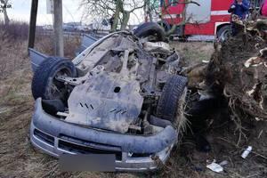 Два человека погибли в жутком ДТП на Закарпатье