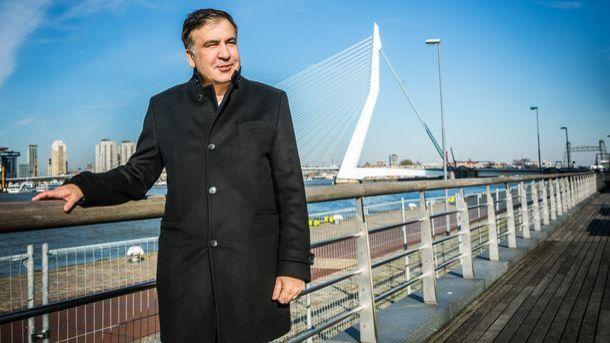 Саакашвили готовится квозвращению на Украинское государство