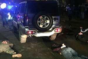 Стрельба в Ивано-Франковске: неизвестные открыли огонь по людям, есть раненные