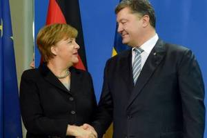 Порошенко поедет к Меркель: названа дата встречи