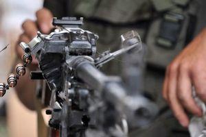 Украинские военные открыли огонь из-за обстрелов боевиков