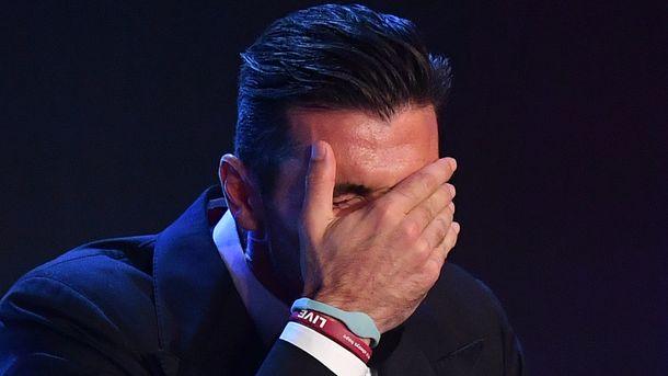 Буффон: Из-за Роналду япроведу несколько бессонных ночей