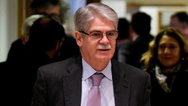 Руководитель МИД Испании предложил двойной подход котношениям сРФ