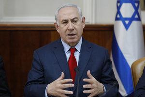 Премьер Израиля ответил Эрдогану на обвинения в терроризме