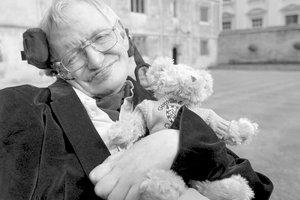 Все грани личности Стивена Хокинга: человек, гений, киборг