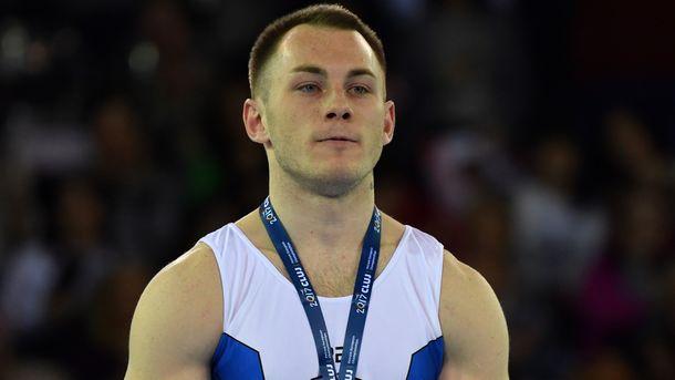 Гимнаст Радивилов стал лучшим спортсменом марта вгосударстве Украина