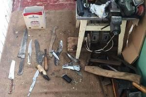 Под Киевом парень порезал ножом оппонента и сбежал