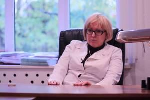 Минздрав увольняет ректора НМУ им. Богомольца Екатерину Амосову