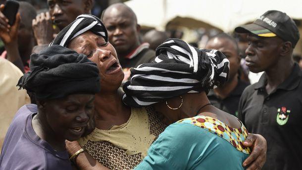 Неменее 15 человек погибли вНигерии при вылазке террористов «Боко Харам»