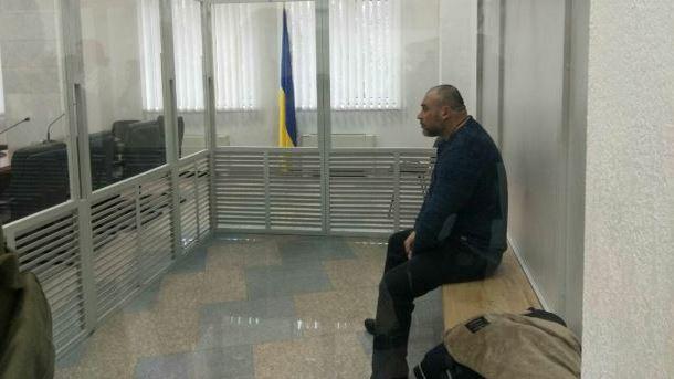 Суд Киева продолжил рассмотрение апелляции наарест Крысина