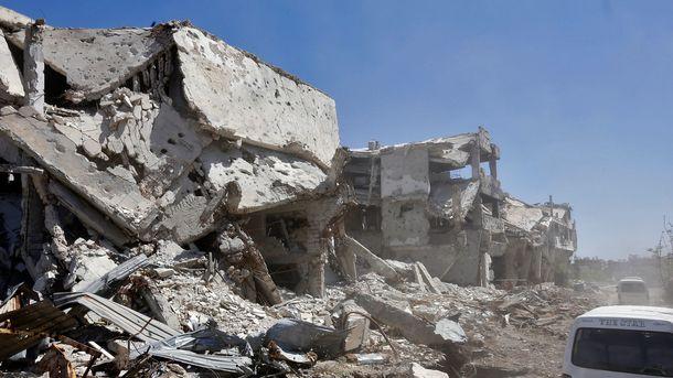 Трамп объявил , что собирается вывести американские войска стерритории Сирии