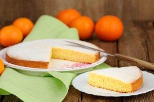 Рецепт вкусного завтрака: корсиканская творожная запеканка с апельсинами