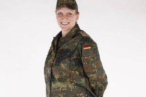 В Германии разработали военную форму для беременных