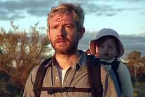 Мартин Фриман может съесть свою дочь в новом триллере про зомби: появился впечатляющий трейлер