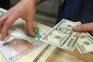 Доллар в Украине ушел в пике