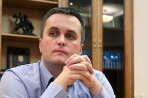 Скандал среди антикоррупционеров: Холодницкий просит отстранить его на время следствия