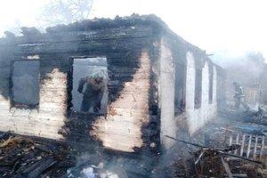 В Житомирской области заживо сгорели двое маленьких детей
