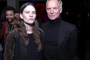 Дочь Стинга встречается с французской актрисой