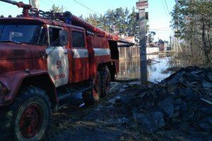 Под Киевом - массовые потопы во дворах