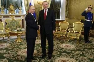 Россия построит в Турции АЭС