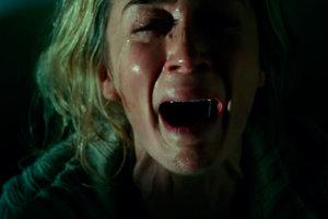 """Тихо, а то тебя съедят: вышел последний и самый жуткий трейлер хоррора """"Тихое место"""""""