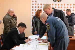 В Крыму оккупанты тренировались ловить диверсантов в Керчи