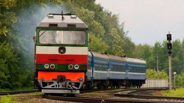 Поезд насмерть сбил мужчину. Фото: bessarabiainform.com
