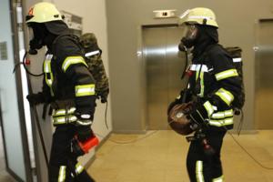 Сотрудники одного из ТРЦ Харькова не знают, как вести себя во время пожара