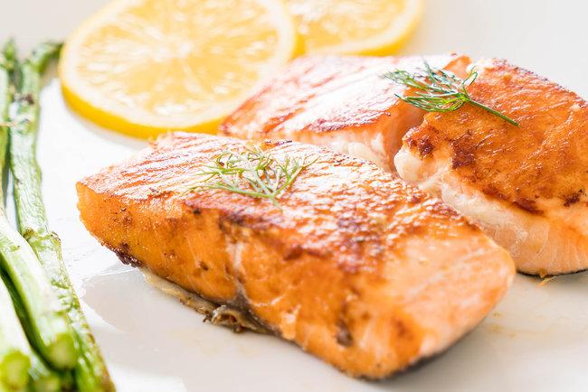 Соевый соус мед рыба