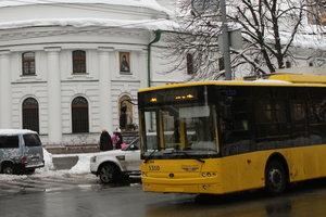 В Киеве на Пасху продлят работу общественного транспорта