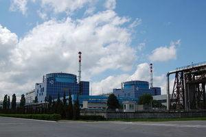 На Хмельницкой АЭС внепланово отключили энергоблок
