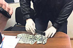 В Одессе чиновник вымогал деньги у бизнесменов