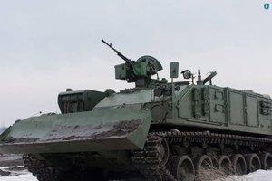 """""""Укроборонпром"""" усилит армию боевыми машинами """"Атлет"""""""