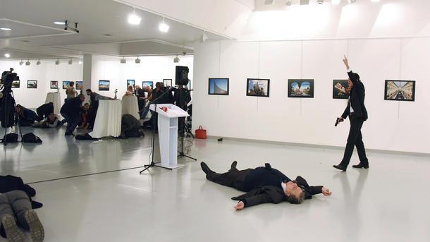 Убийство посла РФ