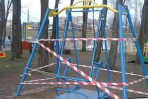 Гибель ученицы на детской площадке в Прикарпатье: стали известны подробности