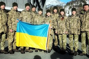 Украинские биатлонисты выиграли три медали на чемпионате мира среди военнослужащих