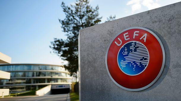 ВУЕФА открыли дело из-за флага «ДНР» наматче «Рома»— «Шахтер»