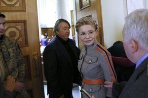 """""""Как фюрер"""": соцсети бурно отреагировали на новый образ Тимошенко"""