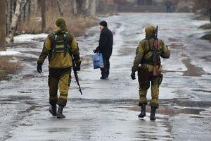 На Донбассе украинской полиции сдался командир боевиков